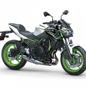 Kawasaki Z650 White